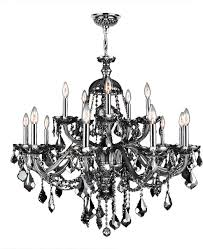 inspirational smoke crystal chandelier 71 in small home decoration ideas with smoke crystal chandelier