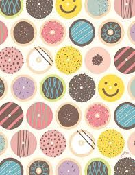 cute donut wallpaper tumblr. Fine Wallpaper Wallpaper  Pinterest Donuts And Wallpapers Inside Cute Donut Tumblr