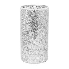make your venue le with these gorgeous mosaic mirrored glass candleholders they come in three sizes and two shapes cer a mix of all three