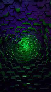 750x1334 Razer Logo Glowing 4k iPhone 6 ...