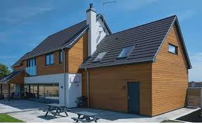 Cladding How To Choose The Right Option Homebuilding Renovating Delectable Modern Exterior Cladding Panels Concept Property
