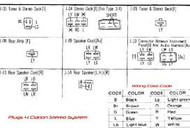 clarion radio wiring diagram code clarion image clarion cz100 car wiring diagram wiring diagrams and schematics on clarion radio wiring diagram code