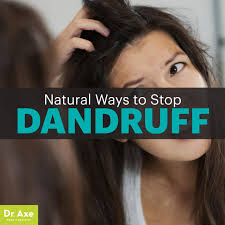 how to get rid of dandruff dr axe