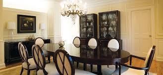 photographs by roy englebrecht designer neill stouffer chose dining room furnishings by barbara barry