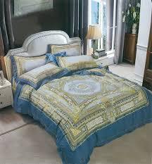 petal soft superb fl king size 100 cotton bedding set 6 piece set