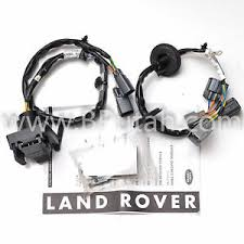 land rover lr3 tow hitch trailer wiring wire harness electric 2005 Lr3 Trailer Wiring Harness image is loading land rover lr3 tow hitch trailer wiring wire 4 Prong Trailer Wiring Diagram