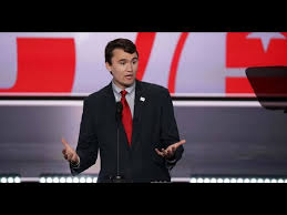 Who is Charlie Kirk Turning Point founder's Twitter account blocked for -  video Dailymotion