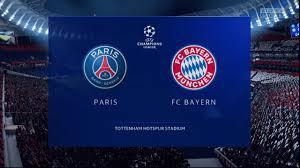 FIFA 20 UCL รอบชิงชนะเลิศ ปารีส แซงต์แชร์กแมง vs บาเยิร์น มิวนิค - YouTube