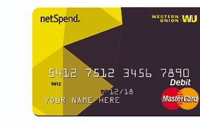 Netspend How Western Money Union Mamiihondenk Card To org Add