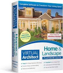 Virtual Architect Ultimate Home Design With Landscaping And Decks 9 0 Virtual Architect Home Landscape Platinum Suite