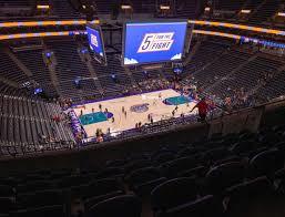 Vivint Smart Home Arena Section 115 Seat Views Seatgeek