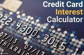 Calculator Credit Card Payment Credit Card Interest Calculator Find Your Payoff Date