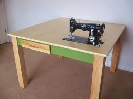 Built In Sewing Machine Table
