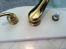 replacing a bathtub faucet changing