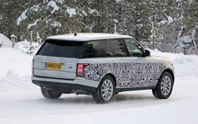 2018 land rover hse.  2018 2017 range rover spy photos intended 2018 land rover hse