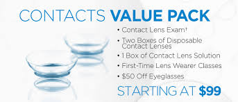 our contact contact lens value pack my eyelab