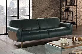 natuzzi leather furniture. Natuzzi Editions Tobia Green Leather Sofa With Furniture