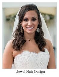 half up half down hairstyles wedding. jewel-hair-design-bridal-hair-makeup-weddings-brides- half up down hairstyles wedding s