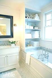 built in bathroom shelves built in bathroom cabinet ideas built in bathroom shelves large size of