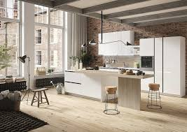 freedom furniture kitchens. Brick Wall In The Backdrop Adds Textural Beauty To Minimal Kitchen Freedom Furniture Kitchens