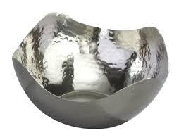 elegance hammered 6 inch stainless steel bowl serving bowls serving bowls sskd91x3v