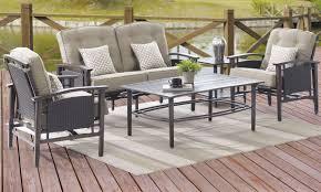 coronado outdoor living room