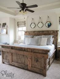diy bedroom furniture plans. king size bed by shanty2chic free woodworking plans diy bedroom furniture