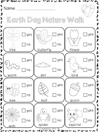 Earth Day Worksheets Pdf Coloring Pages Of Printable Page To Print ...