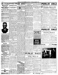 Iola Daily Register And Evening News from Iola, Kansas on March 8, 1919 ·  Page 6
