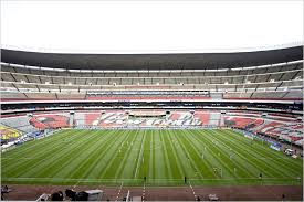 Estadio Azteca Seating Chart In Mexico City A Soccer Stadium Where Visitors Rarely