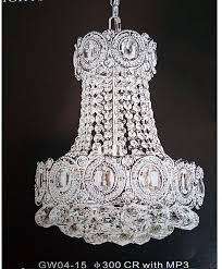 zen french empire crystal chandelier lighting h 18 w 14 with option
