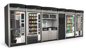 Vending Machine Bank Cool Banked Vending Machine Housing CVSComplete Vending Services