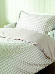 photo 5 of 6 superb green cot bed duvet cover 5 beige gingham cot bed duvet cover sweetgalas