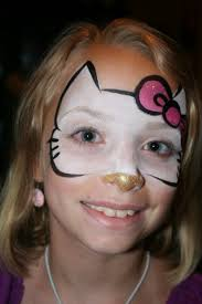 most requested face painting o kitty basic cat face makeup mugeek vidalondon easy