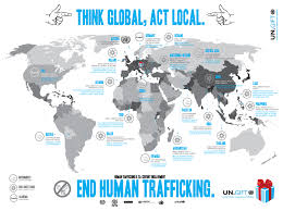 hello siria human trafficking is 21st century slaverya campaign i created for un gift the united