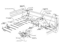 Chevy silverado parts diagram bed fleetside diagram 60s chevy c10 body misc of chevy silverado