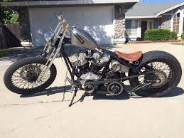 custom bobber motorcycle frames. Http://www.ebay.com/itm/Custom-Built-Motorcycles-Bobber -Harley-Davidson-Rigid-Shovelhead-Bobber-Paughco-Frame -no-reserve-/251620194259?forcerrptr\u003dtrue Custom Bobber Motorcycle Frames 0