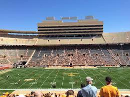 Virtual Neyland Seating Chart Tennessee Football Neyland Stadium Seating Chart
