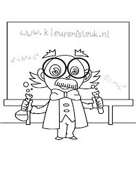 Professor Kleuren Is Leuk
