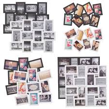 details about 8 9 12 16 18 24 photos large multi picture frame collage aperture decor memories