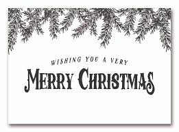 merry christmas card black and white. Wonderful White Itu0027s Perfectly Sized For A 5 X 7 Card Click Here To Download The File  Enjoy Merry Christmas In Card Black And White J