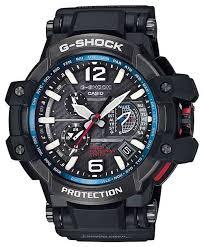 casio watches official uk retailer first class watches casio premium hybrid gps gravitymaster radio controlled mens gpw 1000 1aer