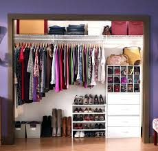 shoe shelf organizer ideas storage closet shelves closetmaid rack dimensions organiz