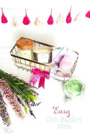 mothers day gift basket ideas dy spa home