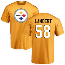 Shop Lambert Fan Jerseys Jack Color steelers 58 Rush