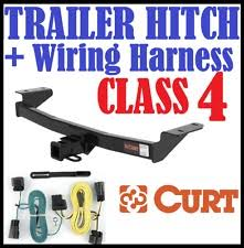 f250 trailer wiring harness curt trailer hitch wiring harness fits 87 97 ford f150 f250 f350 14001 55316