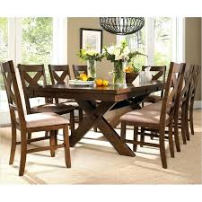 dining table and 8 chairs for sale uk. 9pc cappuccino wood counter height dining table 8 chairs set large outdoor round seats oak and for sale uk