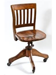 adjustable height chair. Old American Industrial Adjustable Height Oak Wood Factory Office Secretary Chair O