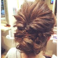 外国人風ヘアアレンジ Grandjute By Hairproduceグランジュテのヘア