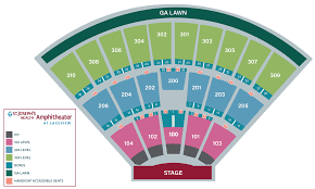 Lakeview Amphitheater Seating Chart Interactive 27 Explicit Mid Florida Amphitheater Seating Map